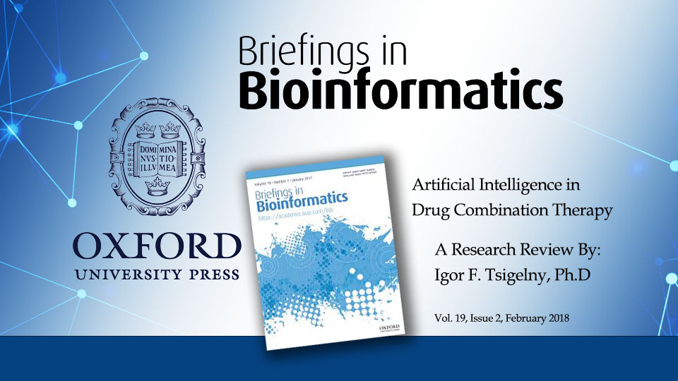 Artificial Intelligence Facilitates Drug Combination Therapy Recommendations Bioinformatics Journal