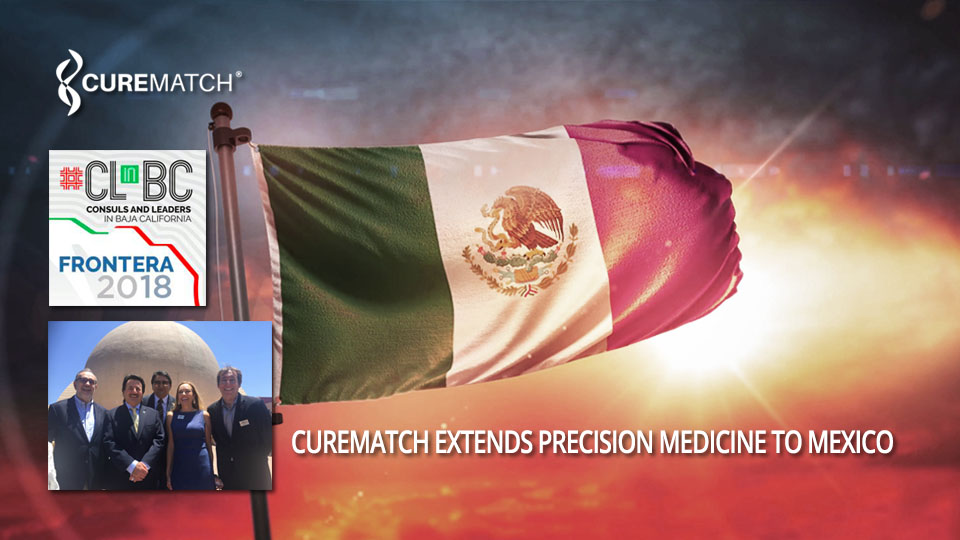 Cancer Treatment in Mexico: CureMatch Extends Precision Medicine Technology