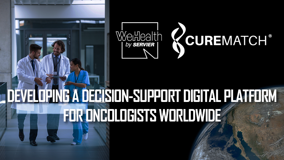 Wehealth by Servier and Curematch Announce Partnership to Deliver a Decision-support Digital Platform for Oncologists Worldwide