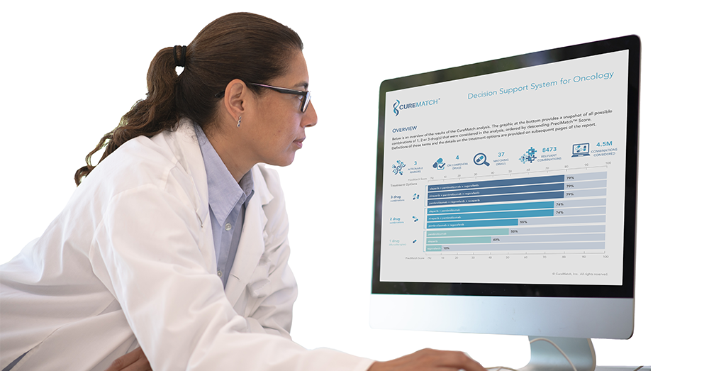 CureMatch Releases Research on Individualized Cancer Therapy Matching