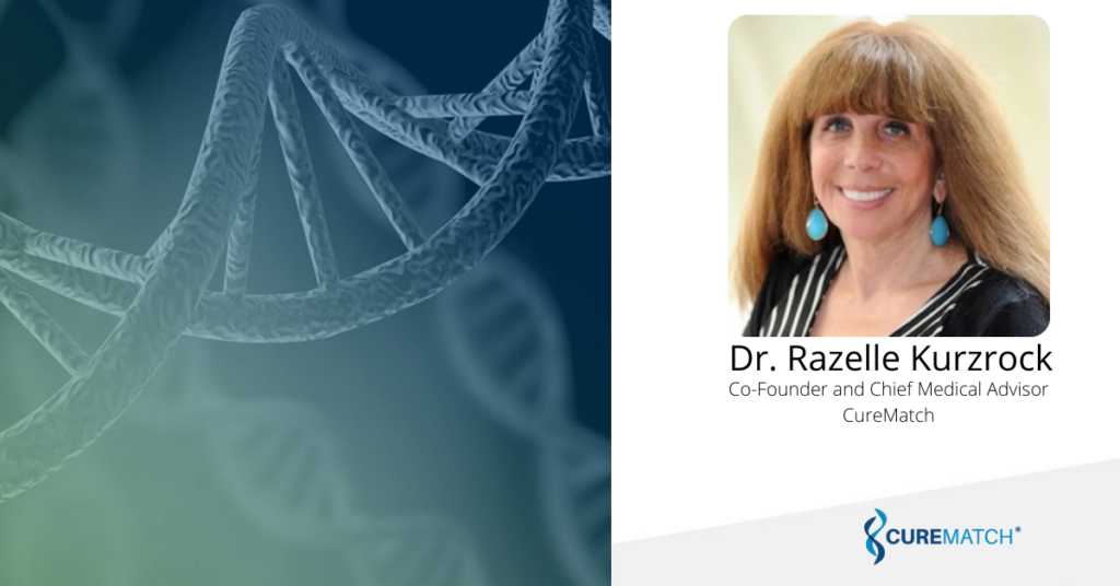 Dr Razelle Kurzrock Of CureMatch On The 5 Things Everyone Needs To Know About Cancer
